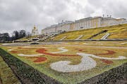 Peterhof, Saint Petersburg, Russia