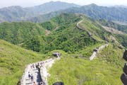 Great Wall of China, Mutianyu Great Wall, Huairou District, China