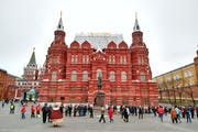 Red Square, Red Square, Moscow, Russia