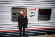 Moscow: Transsiberian Railway