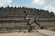 Borobudur Temple, Jalan Badrawati, Kawasan Candi Borobudur, Borobudur