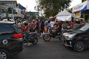 Jalan Malioboro, Sosromenduran, Yogyakarta City, Special Region of Yogyakarta