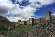 Khertvisi Fortress, Khertvisi-Vardzia-Mirashkhani, Georgia
